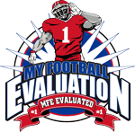 The My Football Evaluation logo